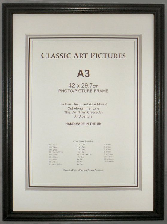 FRAMES SUPPLY - ECONOMY Cheap Price Photo Picture Frame Trade Supply
