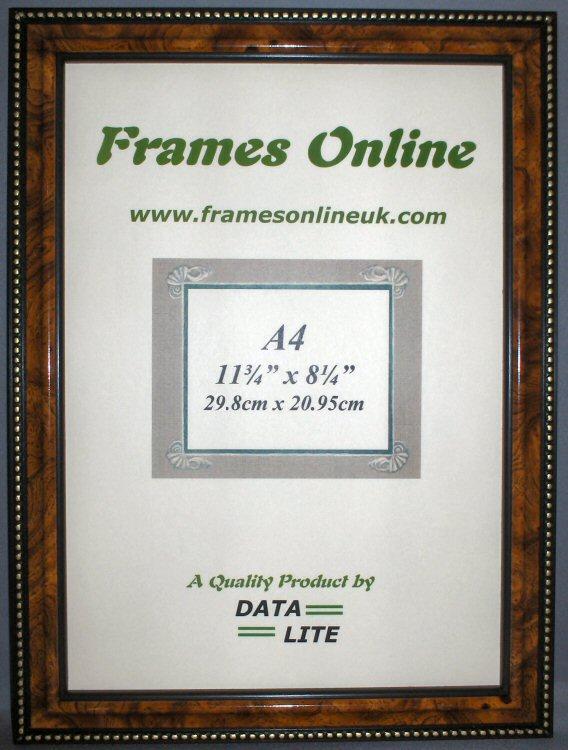 FRAMES BULK SUPPLY - Standard D Range Photo Picture Frame Products