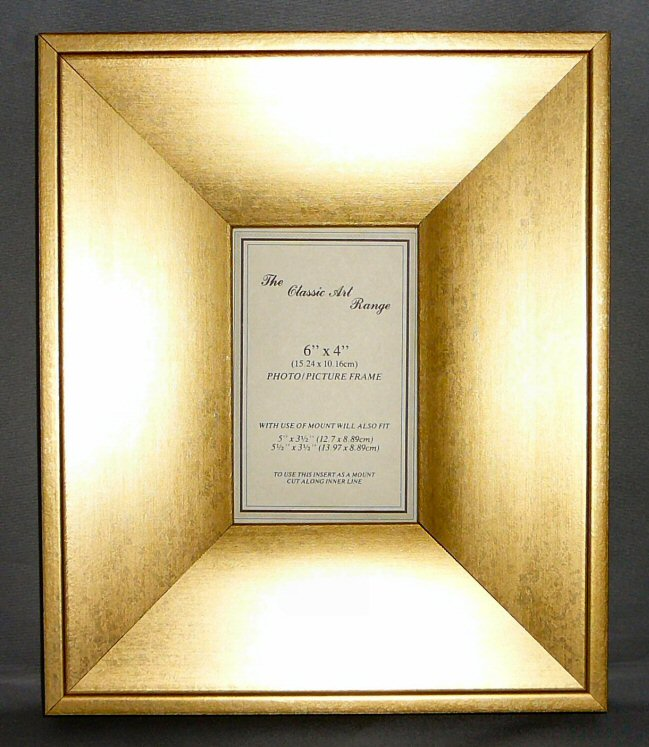 Asombroso Gold Picture Frames Uk Friso - Ideas Personalizadas de ...