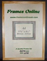 'A' Range Picture Frame - Pine Wood