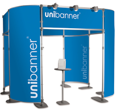 Uni Banner 360 Stand