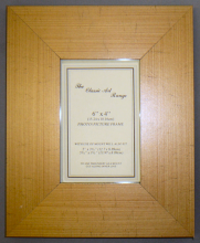 H Range - Madrid Gold Style Picture Frame