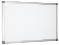 Noticeboard - White Magnetic